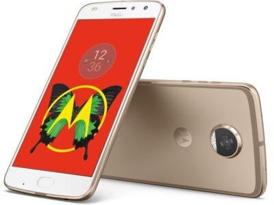 Смартфон Motorola Moto Z2 Play Fine Gold 5