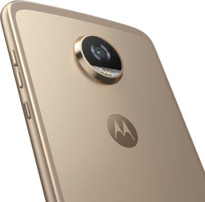 Смартфон Motorola Moto Z2 Play Fine Gold 7