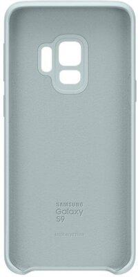 Чехол Samsung Silicone Cover Blue для Galaxy S9 G960 4
