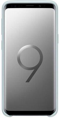 Чехол Samsung Silicone Cover Blue для Galaxy S9 G960 5