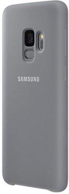 Чехол Samsung Silicone Cover Gray для Galaxy S9 G960 3