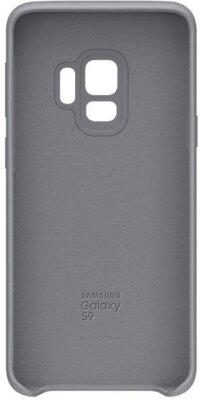 Чехол Samsung Silicone Cover Gray для Galaxy S9 G960 4