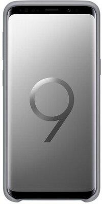 Чехол Samsung Silicone Cover Gray для Galaxy S9 G960 5