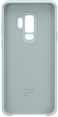 Чехол Samsung Silicone Cover Blue для Galaxy S9+ G965 4