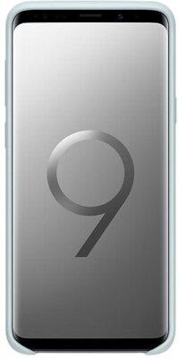 Чехол Samsung Silicone Cover Blue для Galaxy S9+ G965 5