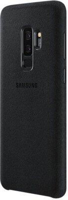 Чохол Samsung Alcantara Cover Black для Galaxy S9+ G965 2
