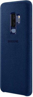 Чехол Samsung Alcantara Cover Blue для Galaxy S9+ G965 2