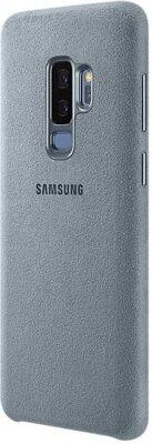 Чехол Samsung Alcantara Cover Mint для Galaxy S9+ G965 2