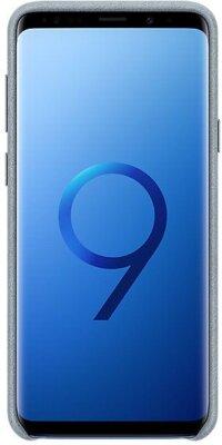 Чехол Samsung Alcantara Cover Mint для Galaxy S9+ G965 3