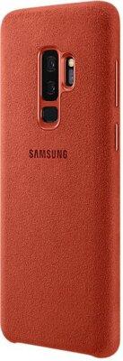 Чохол Samsung Alcantara Cover Red для Galaxy S9+ G965 2