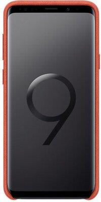 Чохол Samsung Alcantara Cover Red для Galaxy S9+ G965 3