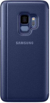 Чохол Samsung Clear View Standing Cover Blue для Galaxy S9 G960 2