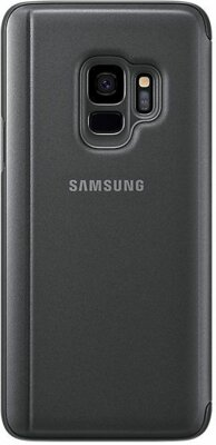 Чохол Samsung Clear View Standing Cover Black для Galaxy S9 G960 2