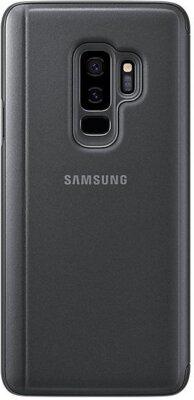 Чохол Samsung Clear View Standing Cover Black для Galaxy S9+ G965 2