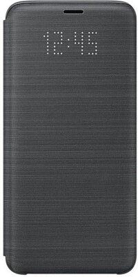 Чехол Samsung LED View Cover Black для Galaxy S9 G960 1