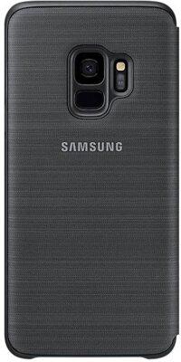 Чехол Samsung LED View Cover Black для Galaxy S9 G960 2