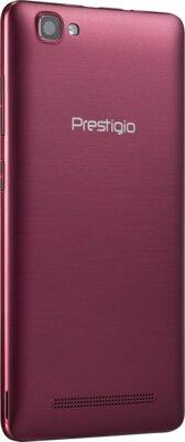 Смартфон Prestigio Grace P5 5515 Dual Sim Red 5