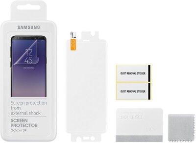 Захисна плівка Samsung ET-FG960CTEGRU для Galaxy S9 G960 3