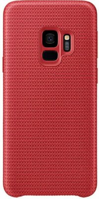 Чехол Samsung Hyperknit Cover Red для Galaxy S9 G960 1