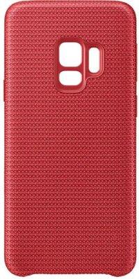 Чехол Samsung Hyperknit Cover Red для Galaxy S9 G960 2