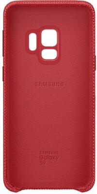 Чехол Samsung Hyperknit Cover Red для Galaxy S9 G960 4