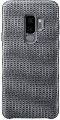 Чохол Samsung Hyperknit Cover Gray для Galaxy S9+ G965 1