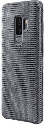 Чохол Samsung Hyperknit Cover Gray для Galaxy S9+ G965 3