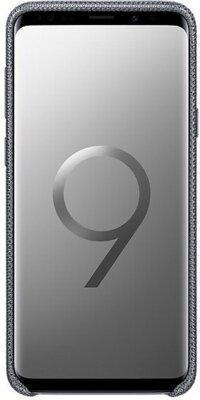Чохол Samsung Hyperknit Cover Gray для Galaxy S9+ G965 5