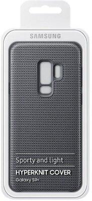 Чохол Samsung Hyperknit Cover Gray для Galaxy S9+ G965 6