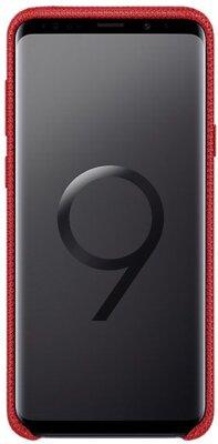 Чехол Samsung Hyperknit Cover Red для Galaxy S9+ G965 5