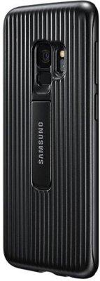 Чехол Samsung Protective Stadning Cover Black для Galaxy S9 G960 2