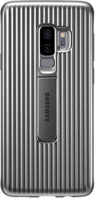 Чохол Samsung Protective Stadning Cover Silver для Galaxy S9+ G965 1