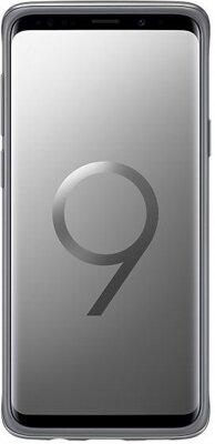 Чохол Samsung Protective Stadning Cover Silver для Galaxy S9+ G965 3