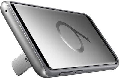 Чохол Samsung Protective Stadning Cover Silver для Galaxy S9+ G965 4