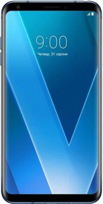 Смартфон LG V30+ (H930) 128GB Dual Sim Morocсan Blue 1
