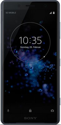 Смартфон Sony Xperia XZ2 Compact H8324 Black 1