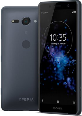 Смартфон Sony Xperia XZ2 Compact H8324 Black 5