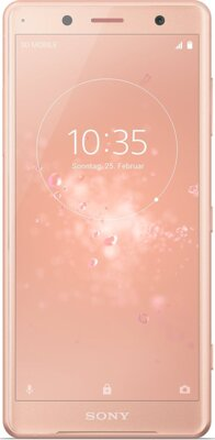 Смартфон Sony Xperia XZ2 Compact H8324 Coral Pink 1