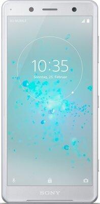Смартфон Sony Xperia XZ2 Compact H8324 White Silver 1