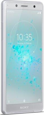 Смартфон Sony Xperia XZ2 Compact H8324 White Silver 2