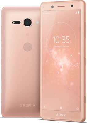 Смартфон Sony Xperia XZ2 Compact H8324 Coral Pink 5