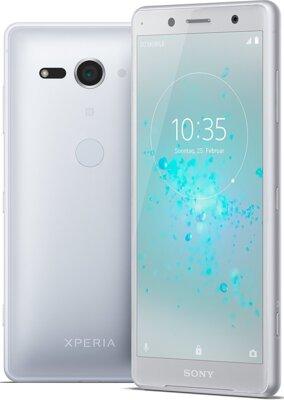 Смартфон Sony Xperia XZ2 Compact H8324 White Silver 5