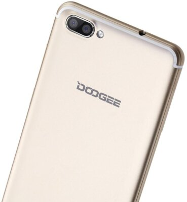 Смартфон Doogee X20 1/16GB Gold 4