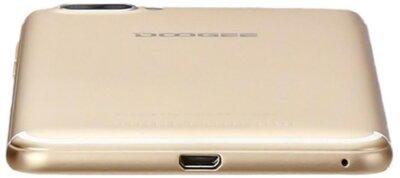 Смартфон Doogee X20 1/16GB Gold 6