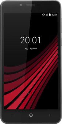 Смартфон Ergo B501 Maximum Dual Sim Black 1