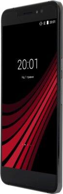 Смартфон Ergo F501 Magic Dual Sim Black 2