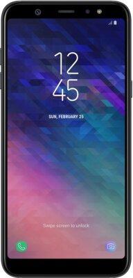 Смартфон Samsung Galaxy A6+ A605F Black 1