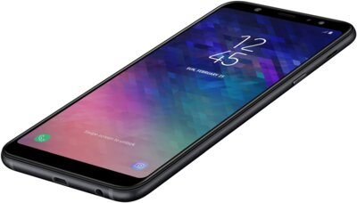 Смартфон Samsung Galaxy A6+ A605F Black 8