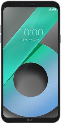 Смартфон LG Q6 M700 Platinum 1