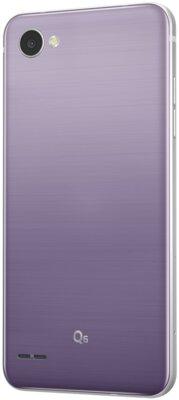 Смартфон LG Q6 M700 Platinum 5